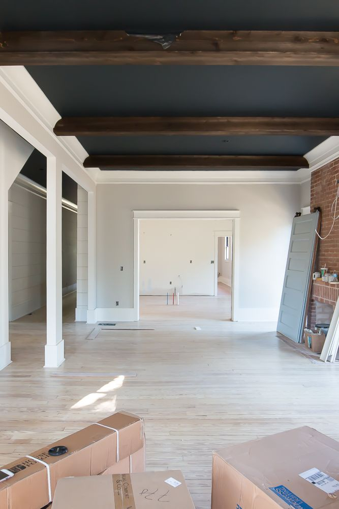 Trim, Ceilings and Moldings Oh My | Paint Inspiration ...