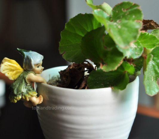 Baby Fairy Pot Hugger