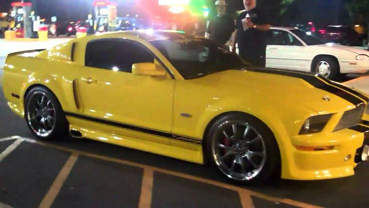 2008 Ford Mustang Gt 550r Tjaarda S197 In Fast Amp Furious
