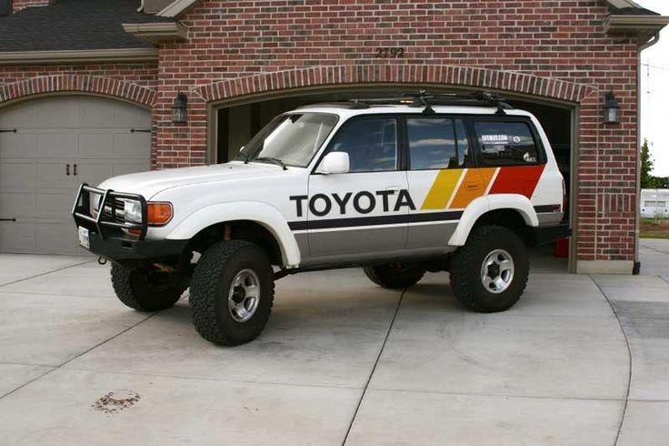 25 Best 1997 Toyota Land Cruiser 80 Series Fzj80 Off