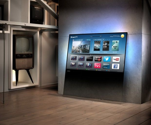 Philips DesignLine HDTV