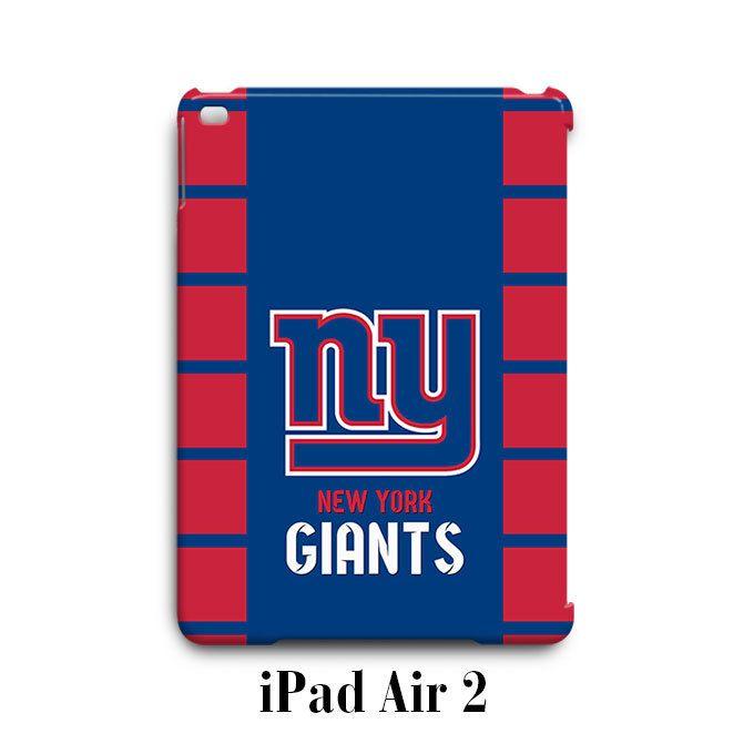 New York Giants iPad Air 2 Case Cover Wrap Around