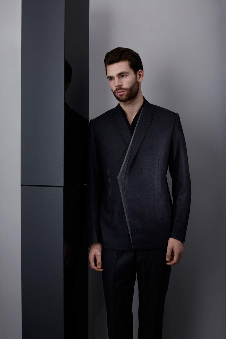 Follow Rent a Stylist http://www.pinterest.com/rentastylist/ Kilgour Fall 2015 Menswear
