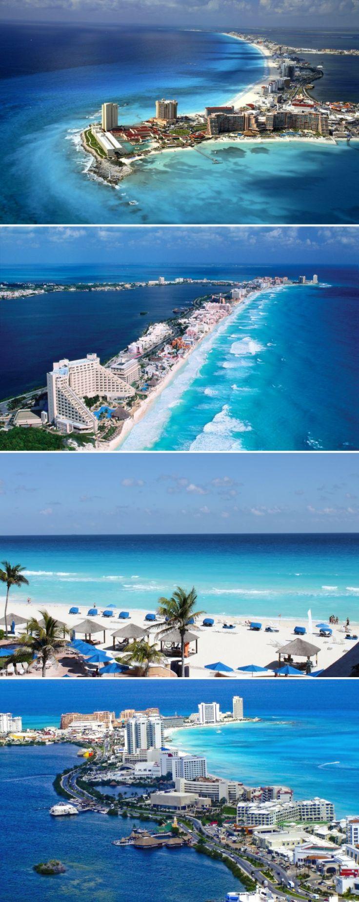Это город Канкун на восточной оконечности полуострова Юкотан в Мексике. Он входит в 5-ку лучших курортов мира. Если любишь пляжный отдых – обязательно запланируй поездку сюда. https://www.facebook.com/nespi.ru/posts/646883142065517