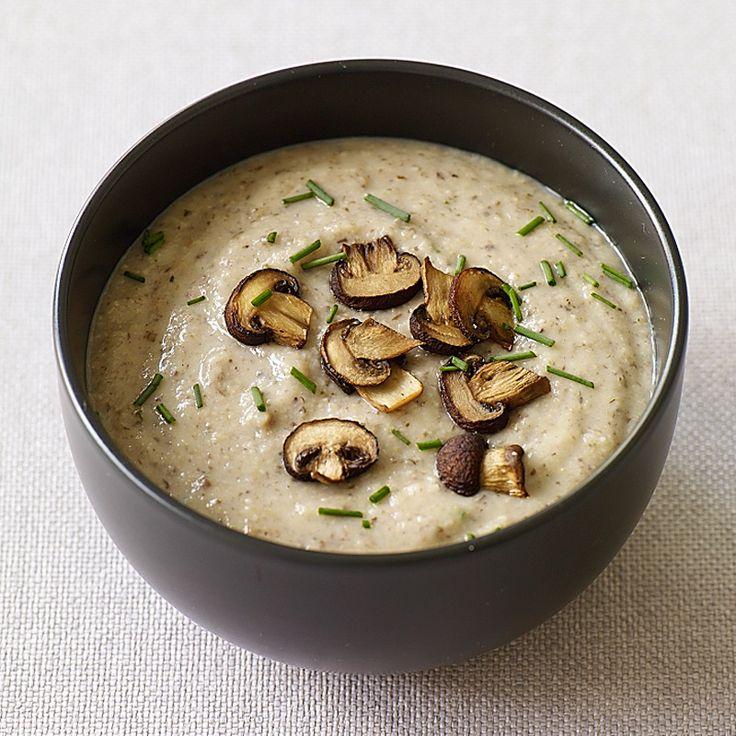 Mushroom Bisque Recipe | Weight Watchers