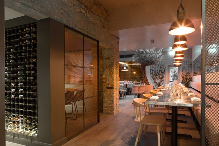Bandol (Chelsea, UK), Standalone Restaurant | Restaurant & Bar Design Awards