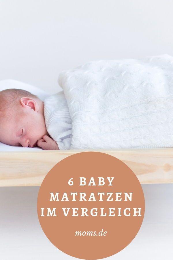 Die Besten Babymatratzen Damit Euer Baby In Ruhe Schlafen Ka