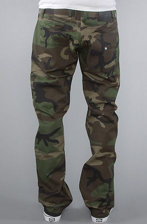 Camo Pants it's now or never