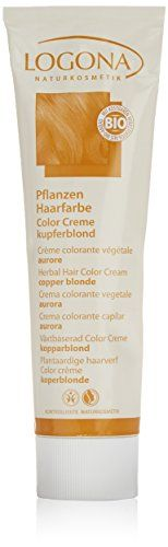 Logona Herbal Hair Color Cream Copper Blonde 507 Ounce -- You can find more details by visiting the image link.
