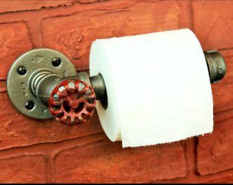 tubería industrial doble rodillo sostenedor de papel