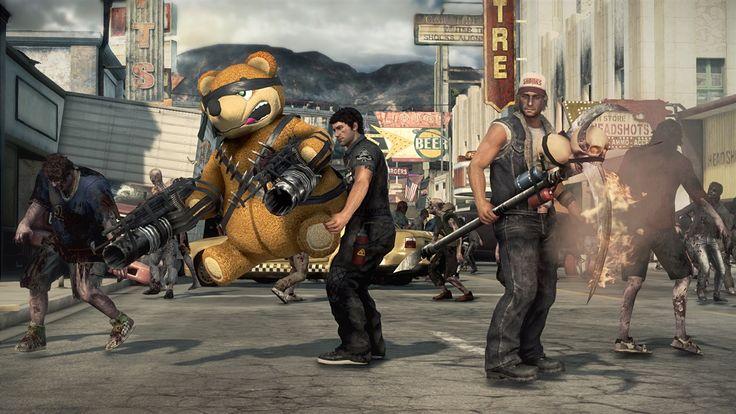 TGS 2013: Dead Rising 3 screenshots shows super weapon combos