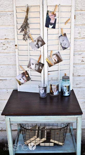 7 creative projects perfect for displaying your photos!