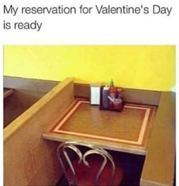 21 Valentine's Memes That Are Way Too Real For Single People