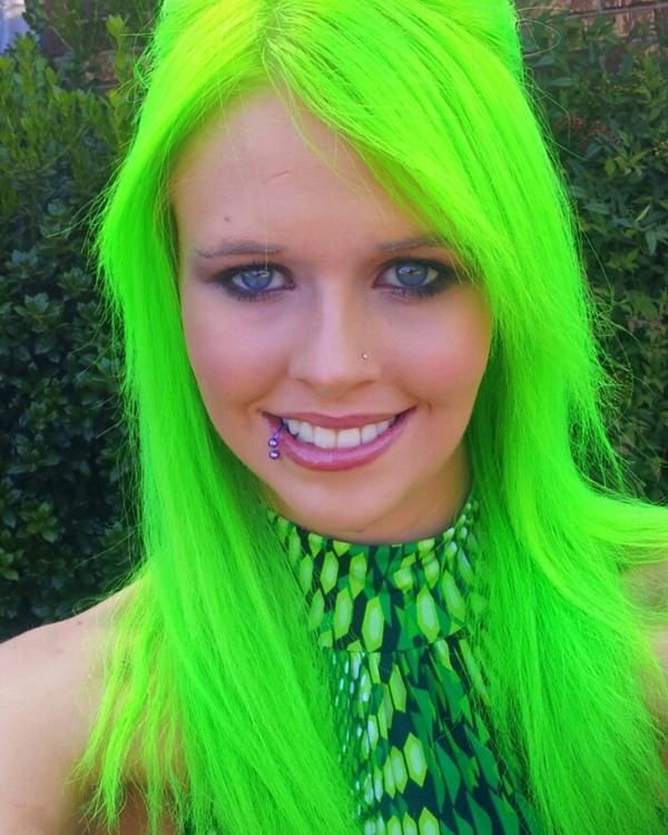 76 Stunning Green Hair Ideas That Are Mind Blowing Green Hair