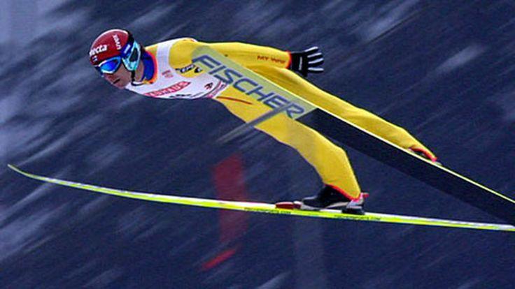 Janne Ahonen (Finland - Ski Jumping)