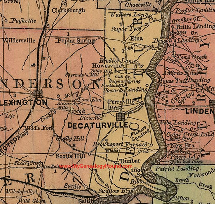 Best Vintage Tennessee County Maps Images On Pinterest - Map of tennessee counties