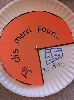 Blog post about activities for French immersion class, but this idea can be easily translated into a Spanish or any other language classroom.