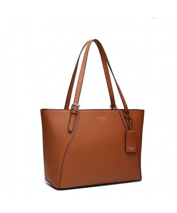 f5db3c8d8986 Tote Bag for Women Shoulder Bags Handbags Satchel Hobo 4pcs Purse ...