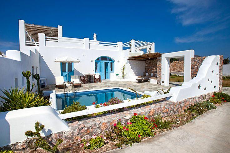 Zephyros villa terrace