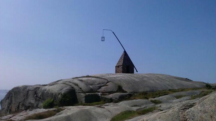 Old lighthouse, Verdens Ende, 2013 Photo:Eli Skårholen©