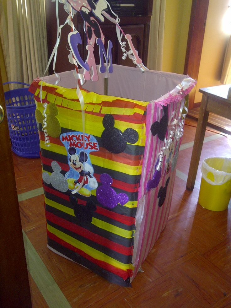 caja porta regalos