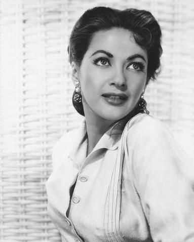 "Yvonne De Carlo (1922 - 2007) She appeared in numerous movies including playing Moses' wife in ""The Ten Commandments"", she played Lily Munster on the TV series ""The Munsters"""