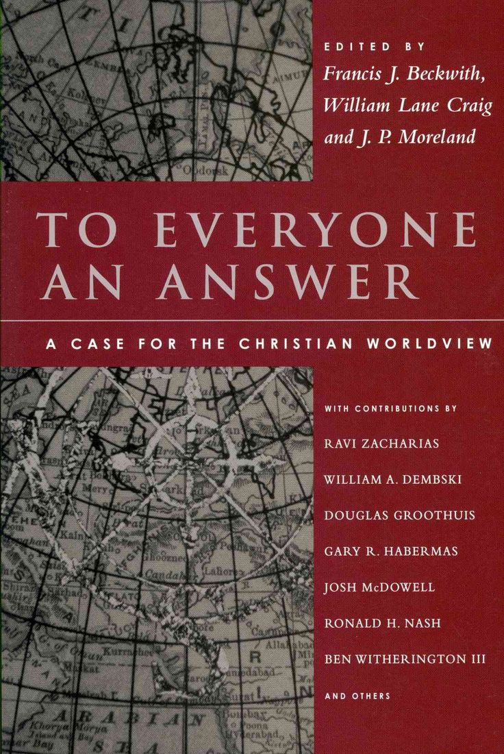 17 mejores ideas sobre norman geisler en zacharias to everyone an answer a case for the christian worldview essays in honor of