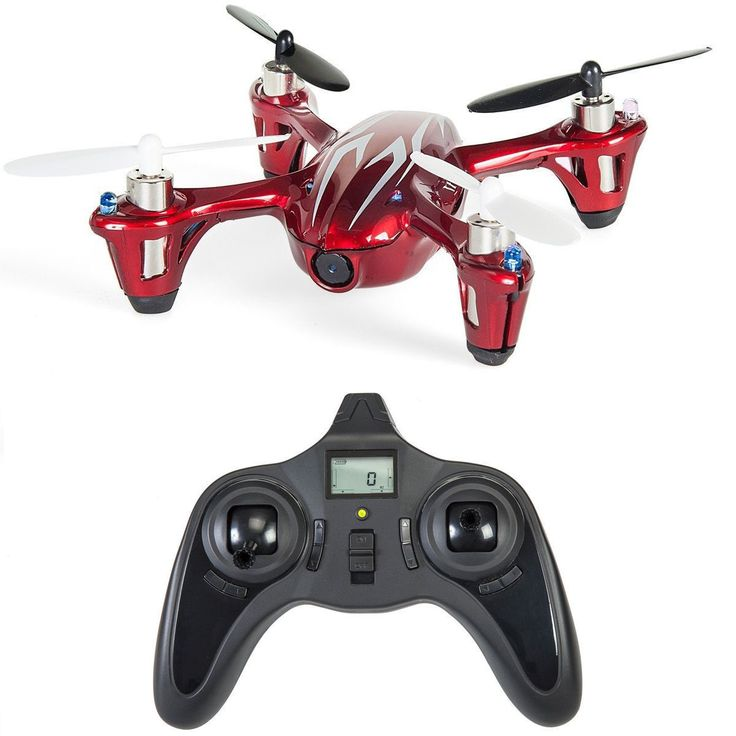Drones For Kids: Hubsan 6Axis 2.4Ghz 4CH Mini RC Drone Quadcopter Toy Gift for Children Red+White | | drone | drones for sale | quadcopter | best drones | rc drone | mini drone | cheap drones | quadcopter drone | best quadcopter | toy drones | kids drone | best drones for kids |