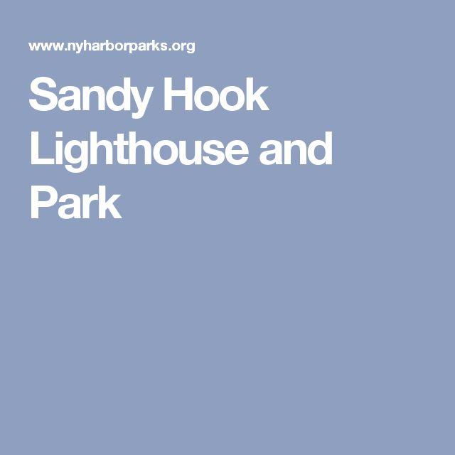 Sandy Hook Lighthouse and Park