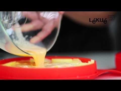Lékué TV | SpanishOmelette | Recipe: Spanish omelette