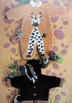 Детский комбинезон с жирафом.. Обсуждение на LiveInternet - Российский Сервис Онлайн-Дневников