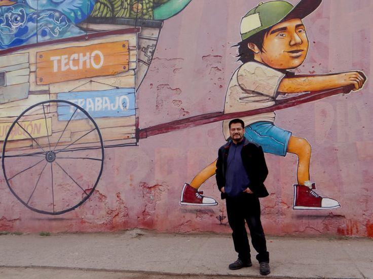 La historia de los 40 murales que transformaron San Miguel – AmoSantiago