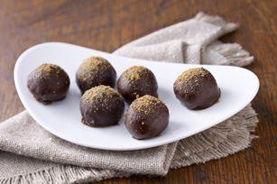 Fromage à la crème, biscuits au gingembre et chocolat: c'est tout ce qu'il vous faut pour confectionner ces gâteries épicées simples comme tout!