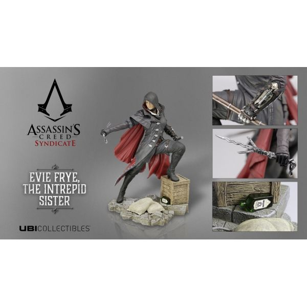 Evie Fyre The Intrepid Sister (Assassin's Creed Syndicate) Figurine