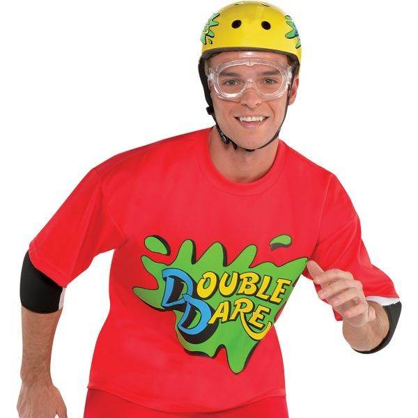 Red Double Dare Costume Accessory Kit – Nickelodeon