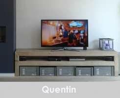 Steigerhout tv-meubel Quentin