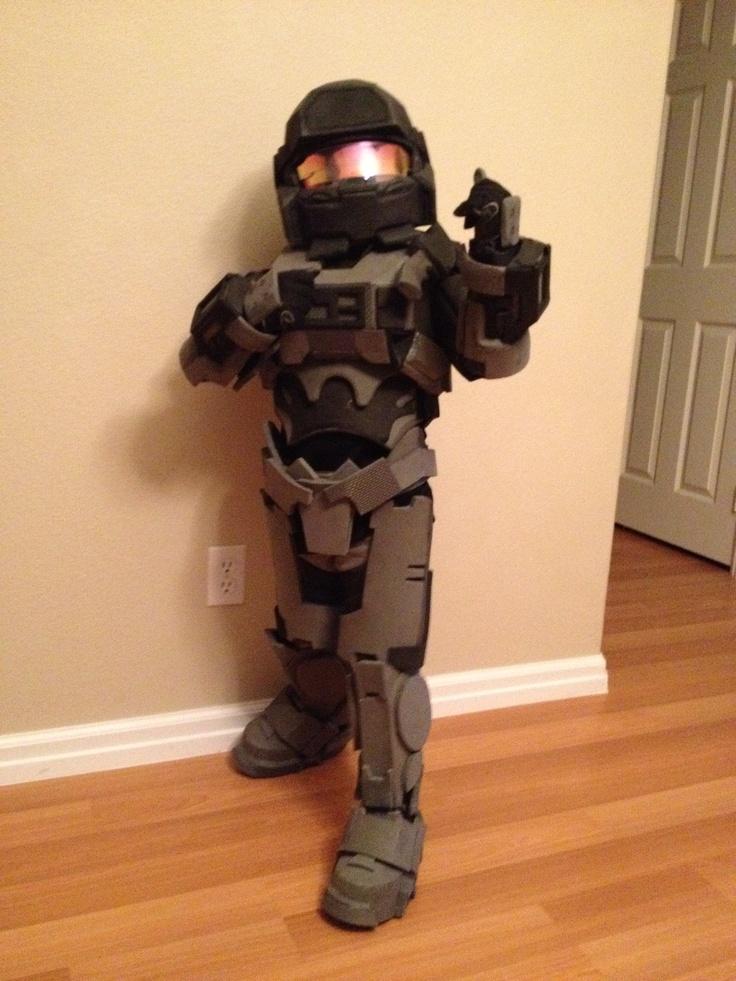 Halo costume..