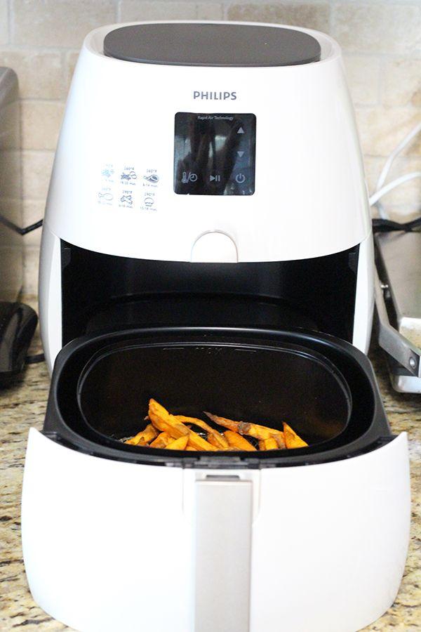 Sweet Potato Air Fries 3