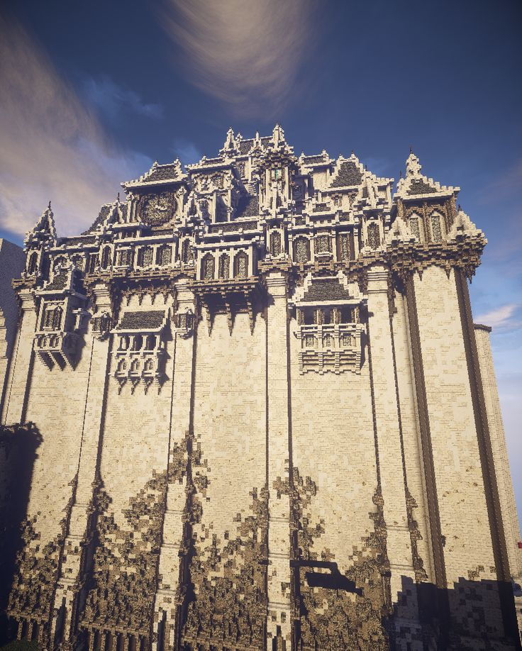 Marble Castle using texturepack. 25  unique Minecraft castle designs ideas on Pinterest   Minecraft