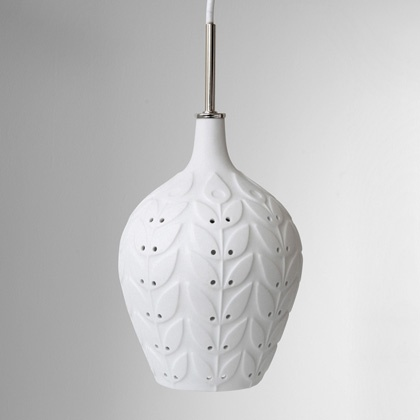 Jonathan Adler Ceramic Sprout Pendant in Ceramic Lighting : http://www.jonathanadler.com/Ceramic-Sprout-Pendant/?cat=859=#