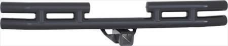 Tubular Bumper Rear W/Hitch 07-Pres Wrangler JK Black Textured Smittybilt