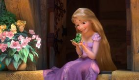 "Quiz: Which Tangled Character are You? | Quiz | Oh My Disney | You're Maximus! Dedicated and loyal to the end, you are the best backup that anyone could have. You might have a slight obsession with apples, and a serious ""don't mess with me"" attitude."