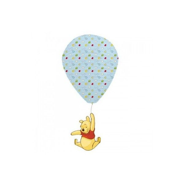 Lanterne Disney Winnie l'Ourson et son ballon