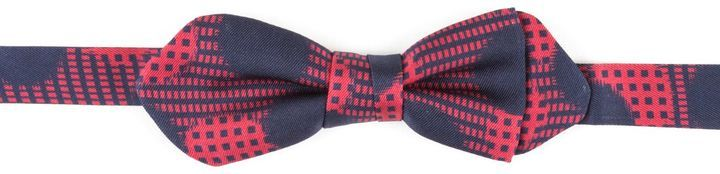 Dolce & Gabbana Printed Bow Tie