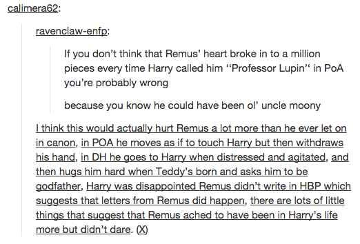 """17 Tumblr Posts About """"Harry Potter"""" That Will Make You Weep"""