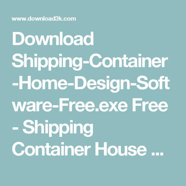 E277f5627726d600d6a1ba1218c3384b 25 Best Ideas About Logiciel Plan Maison Gratuit On Pinterest On Shipping Container House Plans