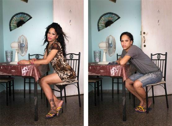 13 fotos del antes y después de la reasignación de género en la comunidad transgénero cubana - Infórmate - Espacio360