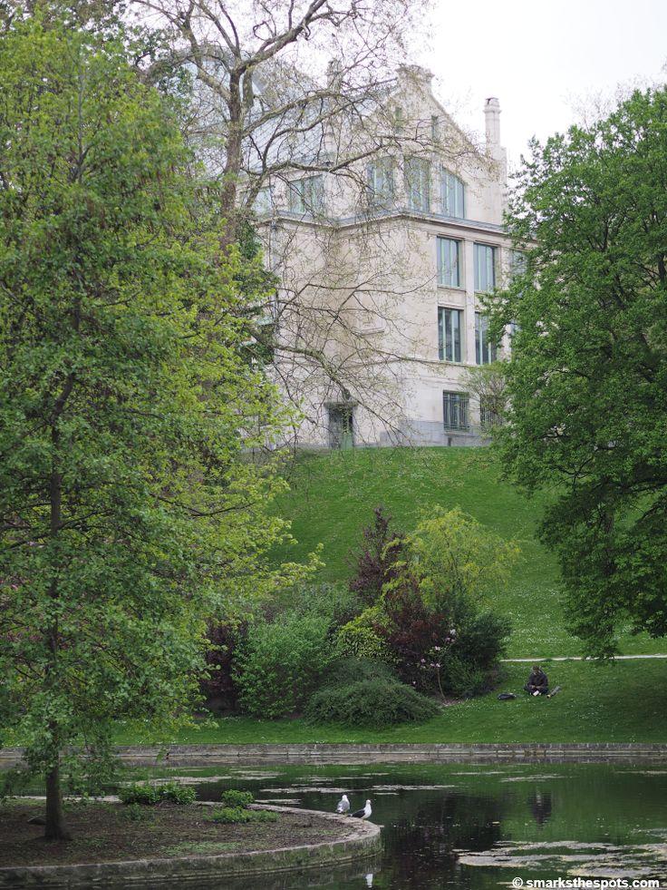 Hotel Leopold Brussel Parken