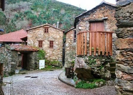 Ruralea: Turismo em espaço rural - Aldeia da Pena (Gois), Portugal