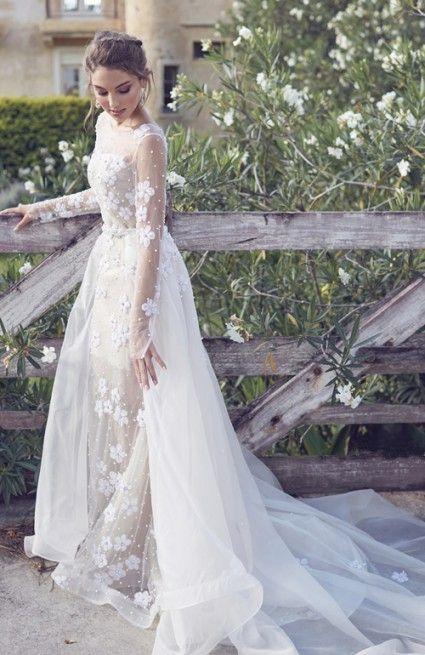 "The ""ANGELINA"" dress."